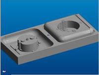 создание 3D-детали в AutoCAD Inventor Professional Suite 2010