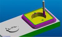 создание траекторий обработки CAD-модели в комплексе Edgecam 2009 R2